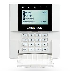 Jablotron Betjeningspanel alarm tilbehør