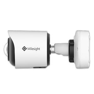 Milesight mini bullet 180 grader 5,0MP