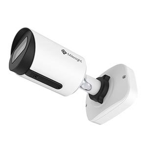 Milesight mini vandal bullet kamera 5,0MP