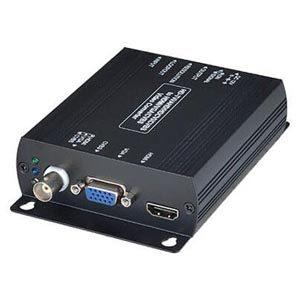 BNC til HDMI/VGA konverter