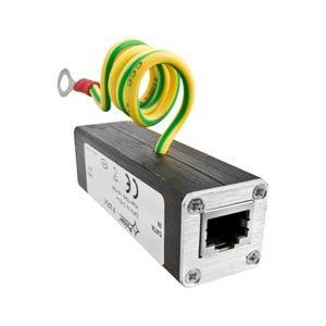 LAN transient beskyttelse 100mbit RJ45 stik