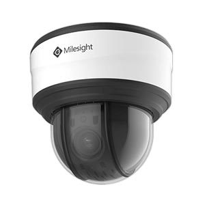 Milesight mini PTZ dome kamera med 2,0MP 23X zoom