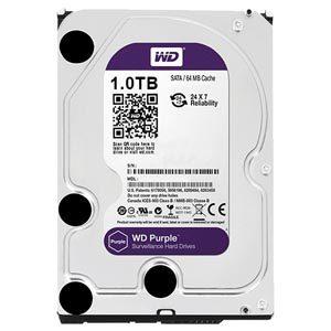 WD Purple Harddisk