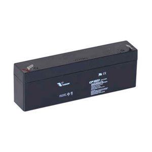 12 volt 2,3 Ah Blybatteri AGM
