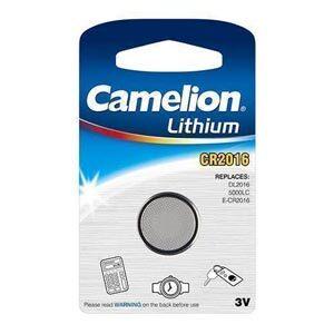 CR2016 Camelion 3V Lithium batteri