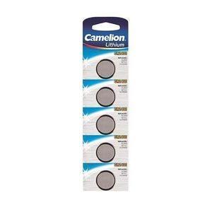 CR2430 Camelion 3V Lithium batterier 5 pak
