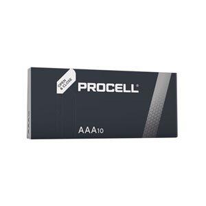 Duracell Procell LR03/AAA alkaline batterier (10 stk)
