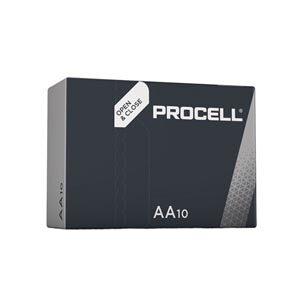 Duracell Procell LR6/AA alkaline batterier (10 stk)