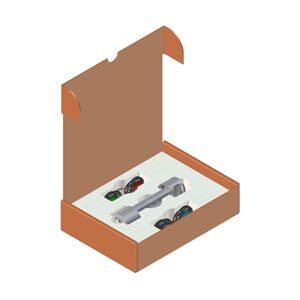 Privus Europrofil Cylinder Startpakke