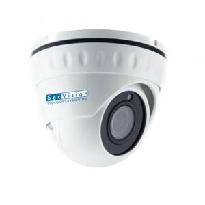 SECVISION IP DOME 2MP