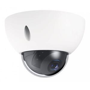 SecVision IP Mini-vandal-dome 2MP