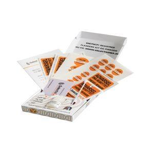 SelectaDNA Hus Lejl. Kit 25-mærkninger