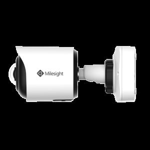 Milesight 180° Panorama Mini Bullet 8,0MP 4K H.265+