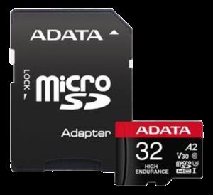Micro SDHC card 32 GB