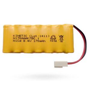 BB-03 Nikkel cadmium batteri